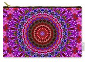 Beatitude No. 4 Mandala Carry-all Pouch