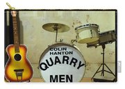 Beatles History  Carry-all Pouch