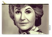 Beatrice Arthur, Vintage Actress Carry-all Pouch