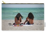 Beauties On The Beach Carry-all Pouch