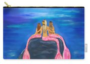 Beauties On The Rock Carry-all Pouch