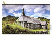 Beautiful Abandoned Church, Killarney Ireland Carry-all Pouch