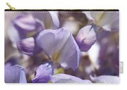 Beautiful And Magical Wisteria  Carry-all Pouch