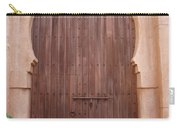 Beautiful Arched Doors Carry-all Pouch