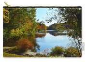 Willow Pond, Caleb Smith Preserve Carry-all Pouch