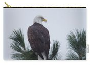 Beautiful Bald Eagle Carry-all Pouch