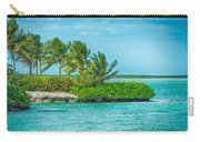 Beautiful Beach And Ocean Scenes In Florida Keys Carry-all Pouch