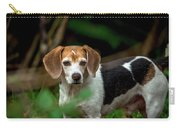 beautiful Beagle Carry-all Pouch