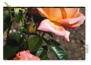 Beautiful Bloom Of The Rose Atlantic Star Carry-all Pouch
