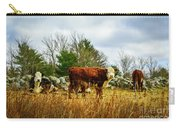 Beautiful Bovine 1 Carry-all Pouch