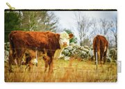 Beautiful Bovine 2 Carry-all Pouch