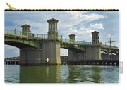 Beautiful Bridge Of Lions Carry-all Pouch