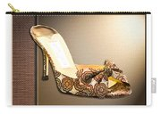 Beautiful Brocade Slippers For A Ball Carry-all Pouch