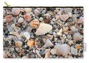 Beautiful Broken Shells Carry-all Pouch