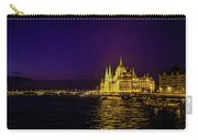 Beautiful Budapest Parliament Carry-all Pouch
