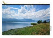 Beautiful Calm Waters Carry-all Pouch