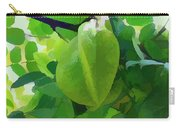 Beautiful Carambola Fruit Tree Carry-all Pouch