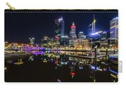 Beautiful Cityscape At Perth's Elizabeth Quay  Carry-all Pouch