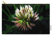 Beautiful Clover Blossom Carry-all Pouch