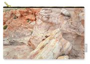 Beautiful Color In Wash 3 Of Valley Of Fire Carry-all Pouch