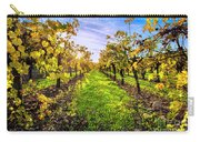 Beautiful Colors On The Vines Carry-all Pouch