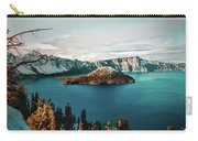 Beautiful Crater Lake Carry-all Pouch