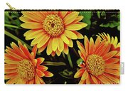 Beautiful Daisies Carry-all Pouch