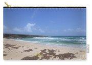 Beautiful Deserted Boca Keto Beach In Aruba Carry-all Pouch