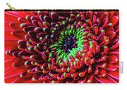 Beautiful Details Of Gerbera Daisy Carry-all Pouch