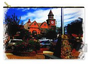 Beautiful Downtown Solvang Carry-all Pouch