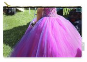 Beautiful Dress Make Up Dad Of Dead  Carry-all Pouch
