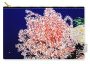 Beautiful Fan Coral Carry-all Pouch