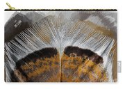 Beautiful Feather Carry-all Pouch
