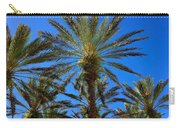 Beautiful Florida Palm Trees Carry-all Pouch
