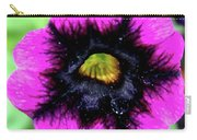 Beautiful Flower Carry-all Pouch by Annette Allman
