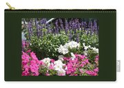 Beautiful Flowers Carry-all Pouch
