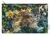 Beautiful Flowers In A Group Carry-all Pouch
