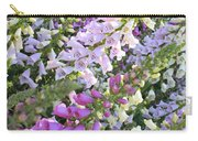 Beautiful Foxglove Carry-all Pouch