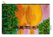 Beautiful Friendship Carry-all Pouch