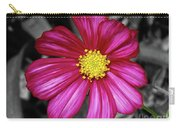 Beautiful Fuchsia Flower Carry-all Pouch