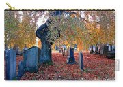 Beautiful Historic Camp Hill Cemetery Halifax Nova Scotia Carry-all Pouch