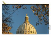 Beautiful Idaho State Capitol In Autumn Morning Carry-all Pouch