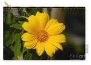 Beautiful In Yellow Carry-all Pouch