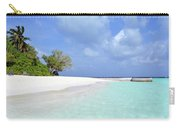 Beautiful Island From Maldives Carry-all Pouch