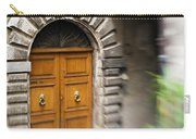 Beautiful Italian Doorway Carry-all Pouch