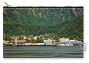 Beautiful Juneau Alaska Carry-all Pouch