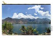 Beautiful Lake Atitlan Carry-all Pouch