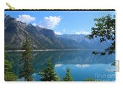 Beautiful Lake Minnewanka Carry-all Pouch