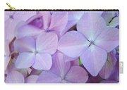 Beautiful Lavender Purple Hydrangea Flowers Baslee Troutman Carry-all Pouch