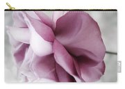 Beautiful Lavender Rose Carry-all Pouch